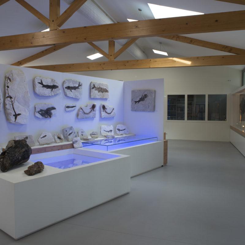 Museum de l'Ardèche, Balazuc. Menuiserie Géro, Pont d'Aubenas, Alexa BRUNET