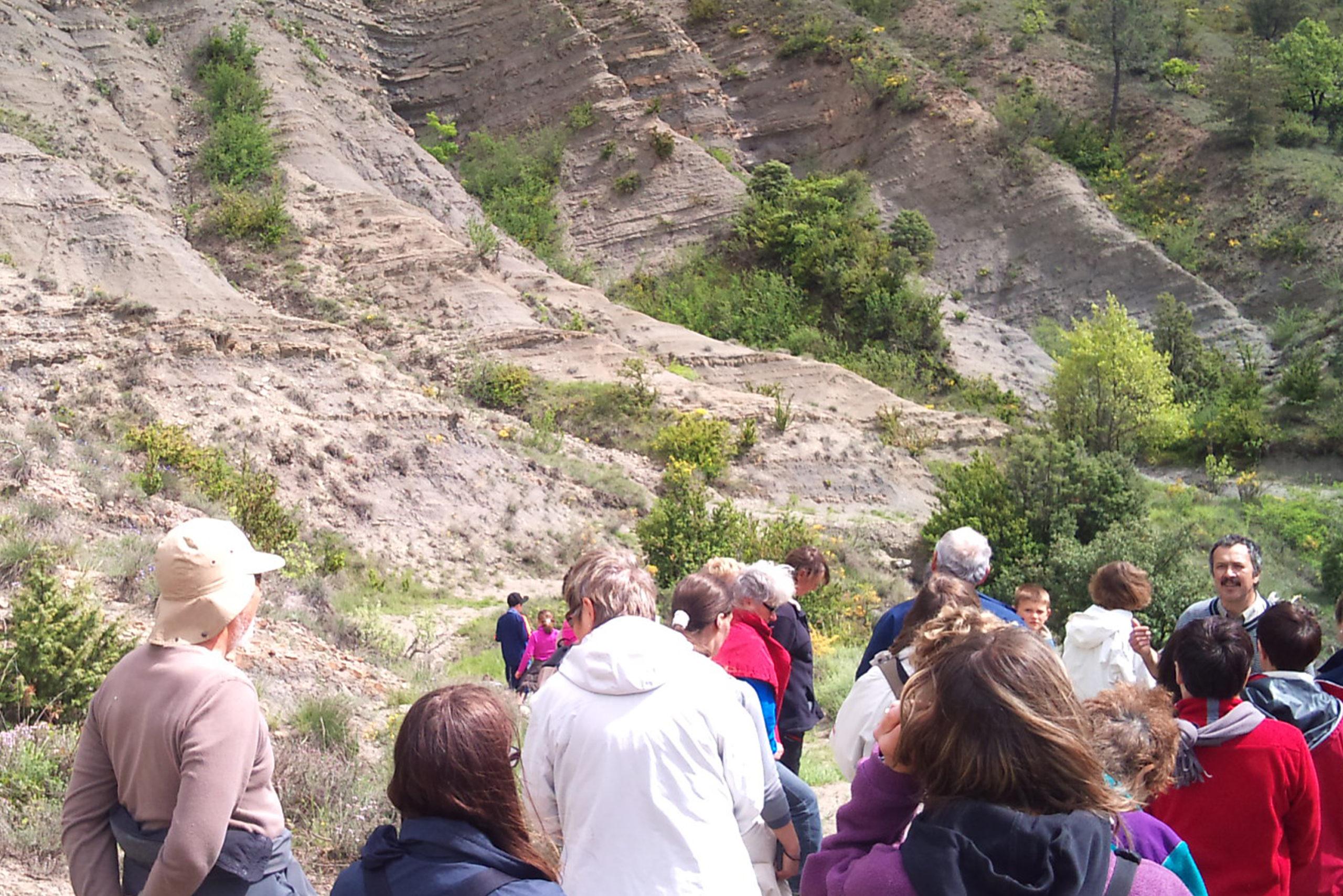 Balade géologique en Ardèche